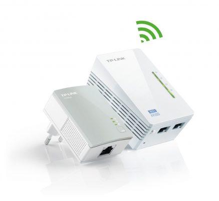aumentare il segnale della rete wifi con Powerline