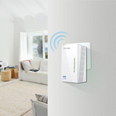 aumentare il segnale della rete wifi con Powerline wifi
