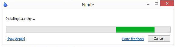 Installare tanti programmi gratis - barra di installazione